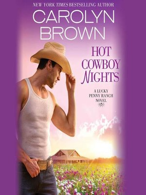 cover image of Hot Cowboy Nights