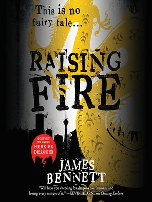 cover image of Raising Fire