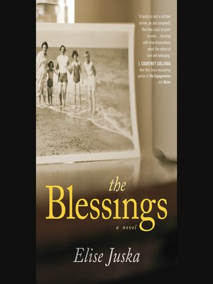 cover image of The Blessings