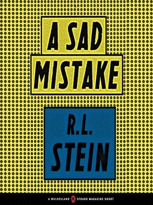 cover image of A Sad Mistake