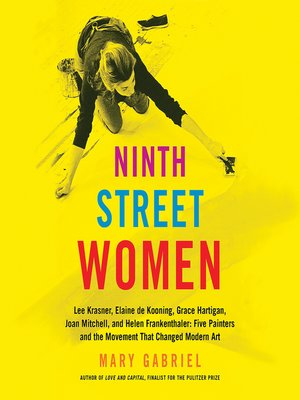 cover image of Ninth Street Women