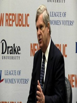 cover image of An Interview with Secretary of Agriculture Thomas J. Vilsack