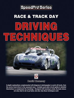 cover image of Race & Trackday Driving Techniques