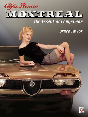 cover image of Alfa Romeo Montreal