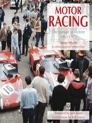 cover image of Motor Racing