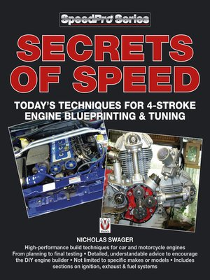 cover image of Secrets of Speed