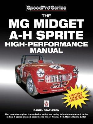 Midget power road speedpro sprite track tune
