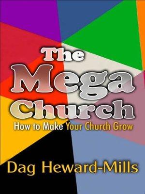 cover image of The Mega Church