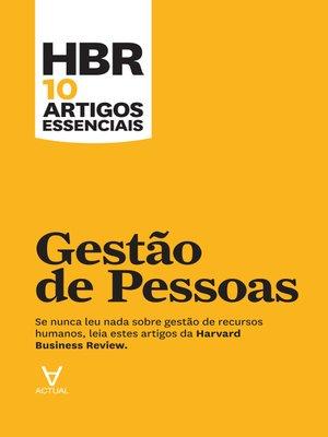 cover image of Gestão de Pessoas