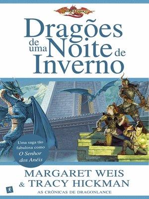 cover image of Dragões de uma Noite de Inverno