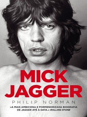 cover image of Mick Jagger