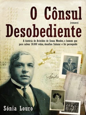 cover image of O Cônsul Desobediente