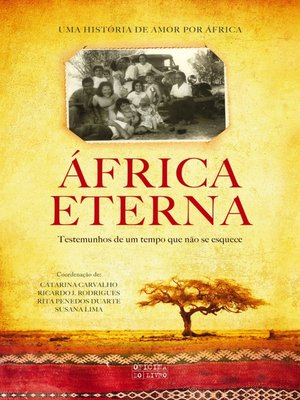 cover image of África Eterna