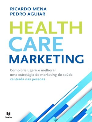 cover image of Marketing de Saúde