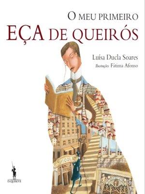 cover image of O Meu Primeiro Eça de Queiroz