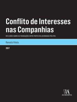 cover image of Conflito de Interesses nas Companhias