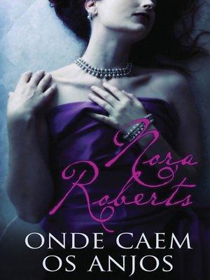 cover image of Onde Caem os Anjos