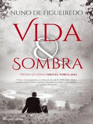 cover image of Vida e Sombra