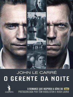 cover image of O Gerente da Noite