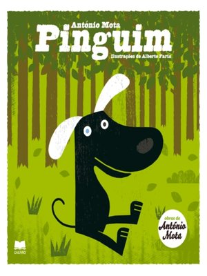 cover image of Pinguim