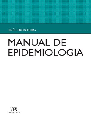 cover image of Manual de Epidemiologia