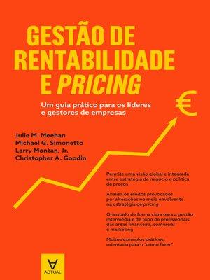 cover image of Gestão de Rentabilidade e Pricing--Um guia prático para os líderes e gestores de empresas