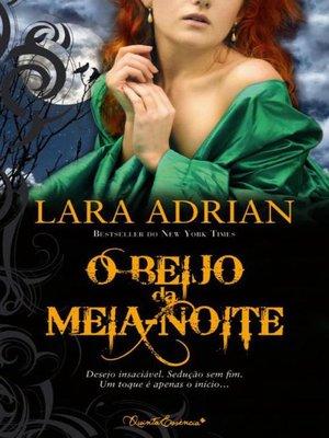 cover image of O Beijo da Meia-Noite