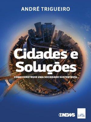 cover image of Cidades e soluções