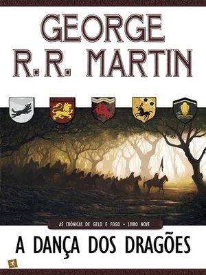 cover image of A Dança dos Dragões