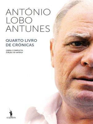 cover image of Quarto Livro de Crónicas