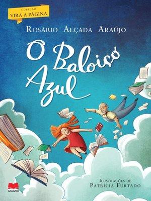 cover image of O Baloiço Azul