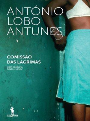 cover image of Comissão das Lágrimas