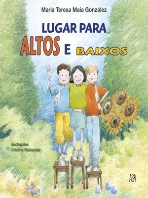 cover image of Lugar para Altos e Baixos