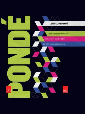 cover image of Pondé