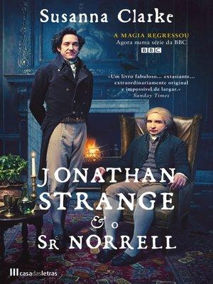 cover image of Jonathan Strange e Sr. Norrell