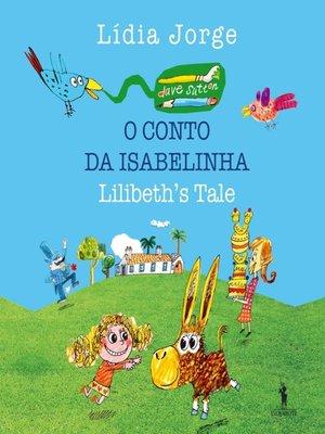 cover image of O Conto da Isabelinha