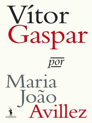 cover image of Vítor Gaspar