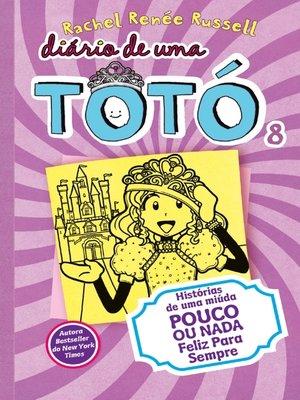 cover image of Diário de uma Totó 8