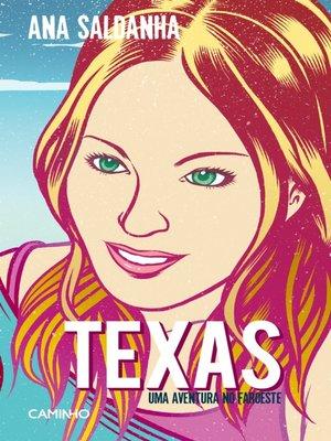 cover image of Texas. Uma Aventura no Faroeste
