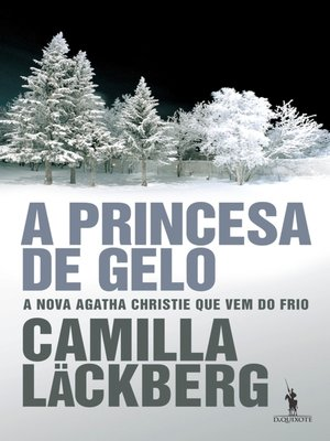 cover image of A Princesa de Gelo