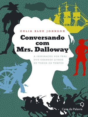 cover image of Conversando com Mrs. Dalloway