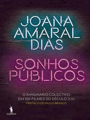 cover image of Sonhos Públicos