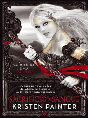 cover image of Sacrifício de Sangue