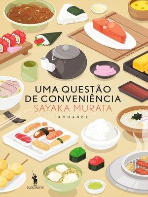cover image of Uma Questão de Conveniência