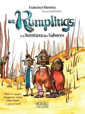 cover image of Os Rumplings e a Aventura dos Sabores