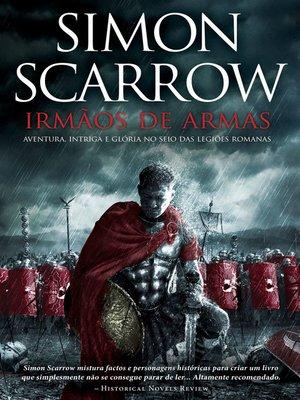 cover image of Irmãos de Armas