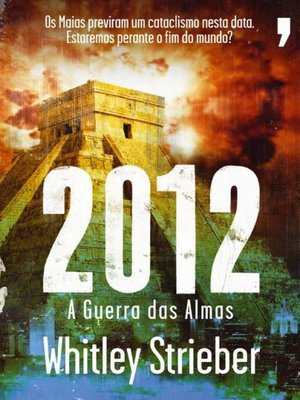 cover image of 2012 a Guerra das Almas