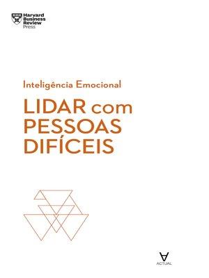 cover image of Lidar com pessoas difíceis