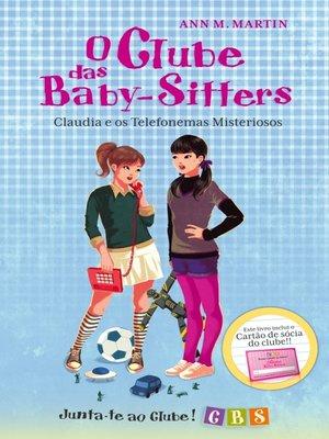 cover image of Claudia e os Telefonemas Misteriosos