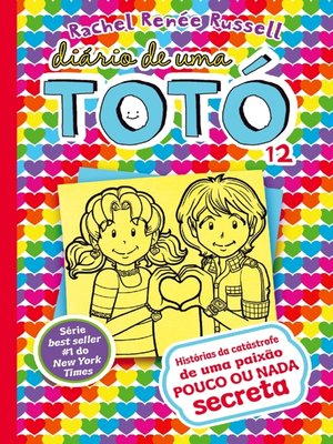 cover image of Diário de Uma Totó 12
